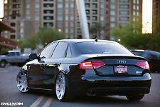 "19"" MRR HR3 Wheels Set For Audi A4 A5 A6 A8 19x8.5 Inch Squared Rims Set"
