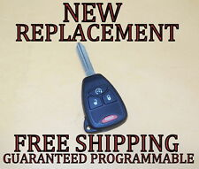 OEM ELECTRONICS CHRYSLER DODGE JEEP REMOTE START HEAD KEYLESS ENTRY KEY FOB