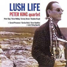 Peter King - Lush Life [CD]