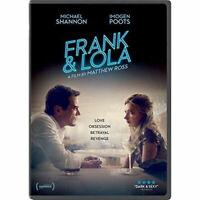 Frank & Lola DVD Mchael Shannon