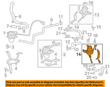 TOYOTA OEM 07-09 Tundra A.I.R. System-Valve 2571050032
