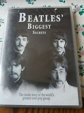 The Beatles' Biggest Secret new sealed dvd