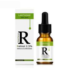 1x RETINOL VITAMIN E 2.5% Anti Aging Wrinkle Acne Cream Facial Serum Moisturizer