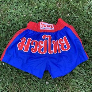 Twins Special Boxing Shorts Size XL