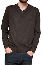Herren-Pullover aus Wolle mit regular Länge ohne Verschluss