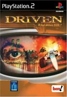 Driven (PS2 Game) *VERY GOOD CONDITION*