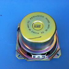 "KENWOOD 4"" Woofer T10-0999-05  C4553A 8ohm 30-100W  ,  slf6"