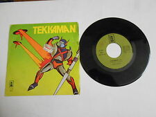 TEKKAMAN - DISCO 45 - DISTRIBUZIONE DUCK RECORDS