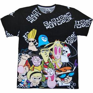 Cartoon Network All Over Print T-Shirt
