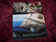 Catalogue /  Brochure RENAULT Laguna TXE 199? Argentina //