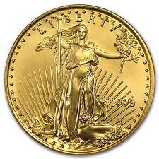1998 1/2 oz Gold American Eagle Coin