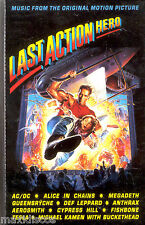 CAS - Last Action Hero (O.S.T.) FEAT. AC/DC+MEGADETH+QUEENSRICHE+DEFF LEPPARD...