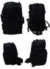 MOLLE Medium USMC Assualt Backpack Pack Hiking Patrol - BLACK