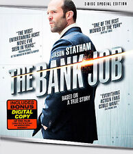 The Bank Job (Blu-ray Disc, 2008) Disc Only! Great Condition!