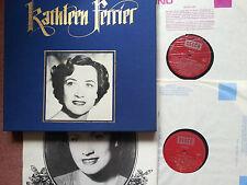 DECCA AKF 1-7 Kathleen Ferrier 7LP box set
