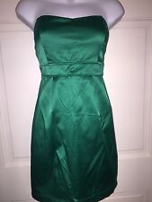 XXI Short Homecoming Formal Gown Ball Party Evening Prom Dresses Size M Green