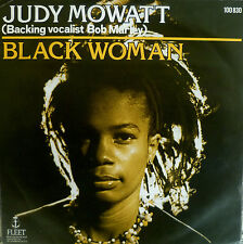 "7"" 1979 REGGAE RARE! JUDY MOWATT : Black Woman /MINT-?"