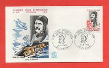 FDC 1972 - Louis Blériot (1402)