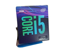 intel i5 9500 CPU, Great SFF Build As It Is Easy To Cool And Low Powered