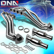 FOR 1999-2004 FORD F150 HERITAGE 5.4L STAINLESS STEEL MANIFOLD EXHAUST HEADERS