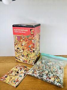 Heye Spaghetti Della Mamma 1500 Piece Jigsaw Puzzle & Poster, Checked & Complete