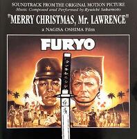 Ryuichi Sakamoto CD Merry Christmas, Mr. Lawrence / Furyo - France (M/EX+)