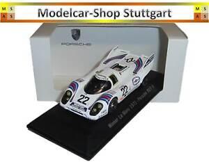 Porsche 917 K#22 Winner le Mans 1971 - Spark 1:43 - MAP02027113 - Brand New
