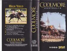 HORSE RACING COOLMORE 2001 VHS VIDEO PAL~