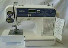 brother computerized sewing machine xr7700 with case
