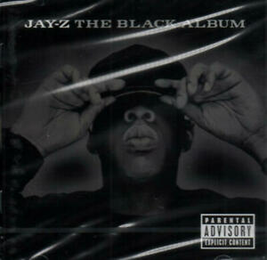 Jay-Z - The Black Album (CD-Album Roc-A-Fella Records 602527320441) Neu & OVP