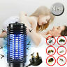 Electric UV Light Mosquito Killer Insect Grill Fly Bug Zapper Trap Catcher Lamp