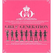 SNSD Girls' Generation - Girls' Generation: The First Album New Digipak CD