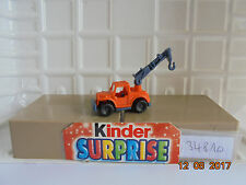 OFFRE 34810 / KRANWAGEN - K92n°192 - ORANGE