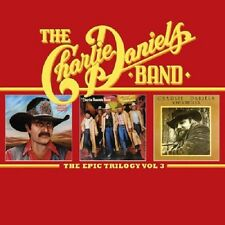 The Charlie Daniels Band Honey In The Rock/Saddle Tramp/Me & The Boys 2-CD NEW
