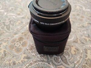 Sigma APO Teleconverter 1.4x EX DG for Nikon FREE SHIPPING