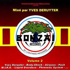 Various-Best Of Bonzai - Volume 2 (2xCD, Mixed)(Independance Records)IR 0157