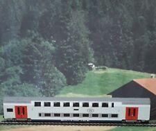 CLASSIX 6025-1  H0  Belgian 2nd class double deck coach