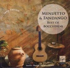 Fandango: Best Of Boccherini ( Menuett & Gitarrenquintette) - Various (NEW CD)