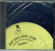 Top Dog Soul Club Volume 2 CD 28 Track Northern Soul New &  Sealed