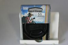 Snap-On VIV-SC-55 Lens Cap Vivitar 55mm for Cameras - FREE SHIPPING ✅