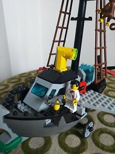 Vintage Lego System 6493 Time Cruisers Set 6493 Figures Retired.