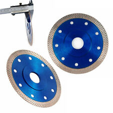 Thin Turbo Diamond Angle Grinder Cutting Porcelain Tile Porcelain Disc Blade