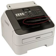 Brother Fax-2840 A4 G3 USB Desktop Mono Laser Copy Fax Machine 2840 V1T