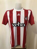 FC Southampton 2015/2016 Home Size L Adidas football soccer shirt jersey maillot