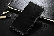 PU Leather Book Wallet Flip Stand Case Cover for Huawei P10 Lite Was-lx1/lx1a
