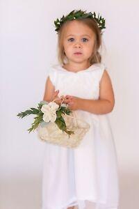 Flower Girl Basket - USED ONCE!