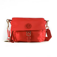 TB TILDA NYLON CROSSBODY BAG (BRILLIANT RED)