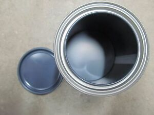Quart Can Round Steel EMPTY PAINT CAN WITH LID Paints coatings adhesives  NEW
