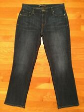 Levi's Women's 505 Straight Leg Jeans, Size 10 S (as tagged) - EUC - J15ER05