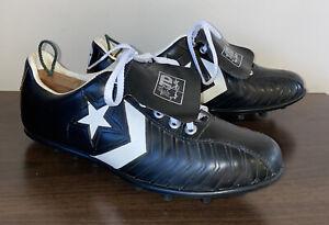 Converse Football Tony Dorsett Cleats TD Mens  Size 9 Vintage USA Made 42.5 EUR